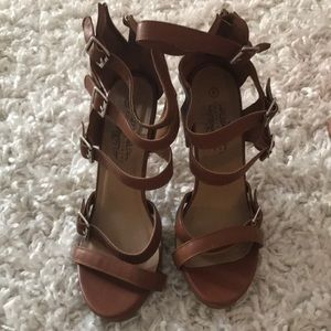 Charles Albert high heel sandals
